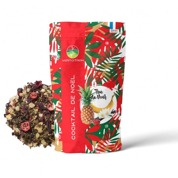 thé de noel - Cocktail de Noël