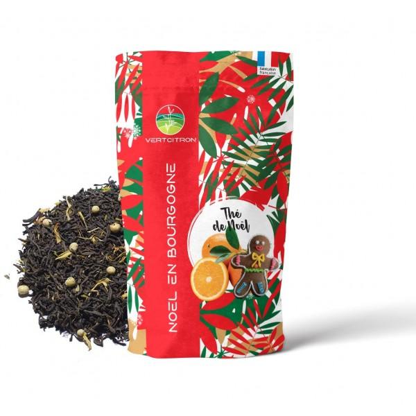 thé de noel - Noël en Bourgogne