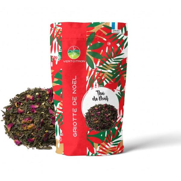 thé de noel - Griotte de Noël