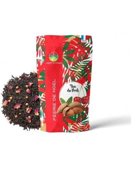 thé de noel - Féerie de Noël